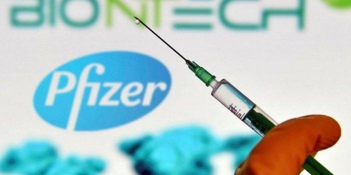 Pfizer veBioNTech firmalarından flaş açıklama. Şubat'a kadar durdurdular