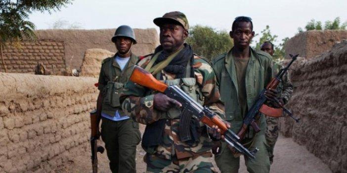 Mali'de 15 terörist öldürüldü