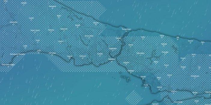 Kar yağışının İstanbul'a bindireceği saat belli oldu. Meteoroloji çok kuvvetli geliyor diye duyurdu