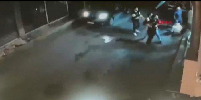 Haraç vermeyen lokanta sahibi bıçaklandı