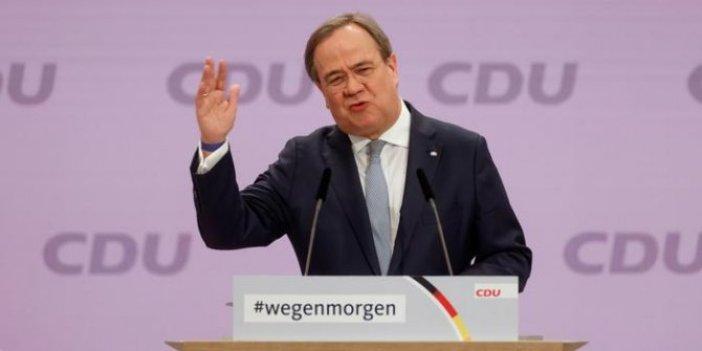 Merkel'in partisinin yeni başkanı Armin Laschet oldu