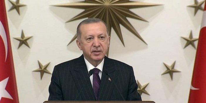 Cumhurbaşkanı Erdoğan: Ülkemize en iyi 18 yılı yaşattık