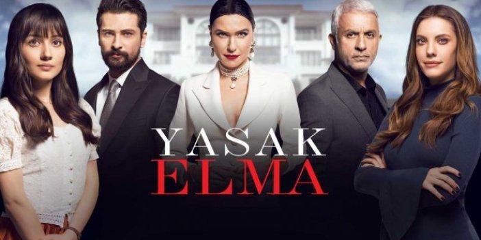 Yasak Elma Dizisi'nin yıldızı topun ağzında. Yapımcı Fatih Aksoy çıldırdı