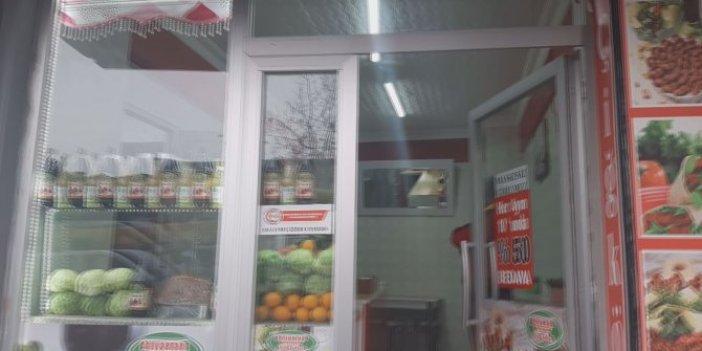 İstanbul Esenyurt'ta çiğ köfteci görünümlü dükkan bakın aslında neymiş. Polisler bile şaşırdı kaldı