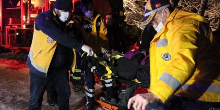Düzce'de feci kaza: 6 yaralı