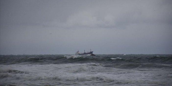 Bartın'da gemi battı. Vali Güner'den flaş açıklama