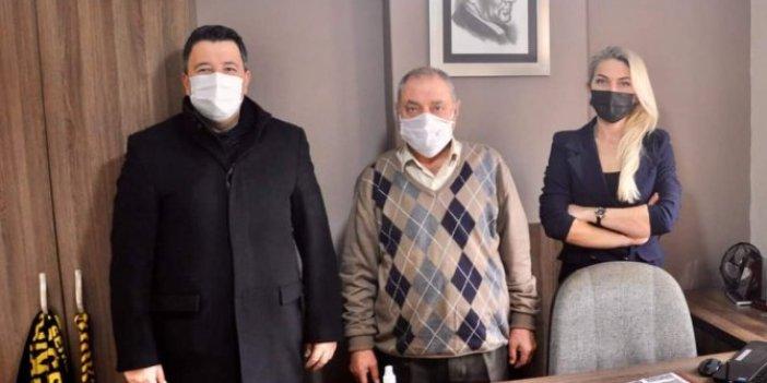 İYİ Parti Tekirdağ Süleymanpaşa'da ziyaretler devam ediyor