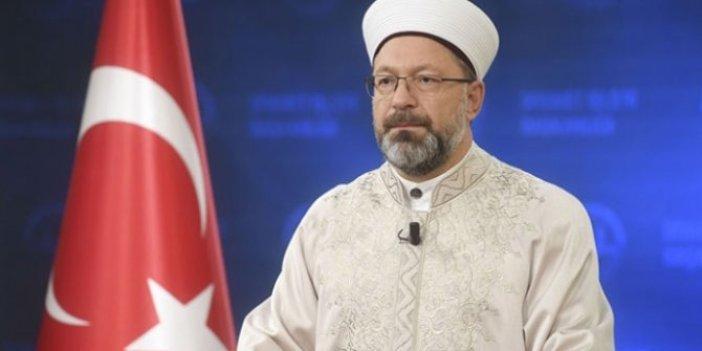 Diyanet İşleri Başkanı Erbaş'tanYunan Başpiskoposa kınama