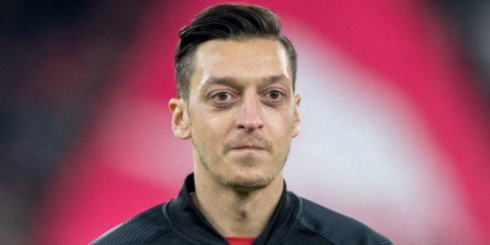 Mesut Özil İstanbul'a geliyor