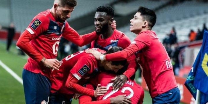 Lille, PSG'nin ensesinde