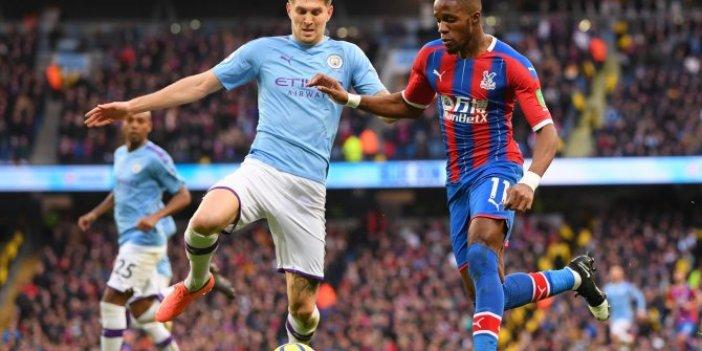 Manchester City fark attı