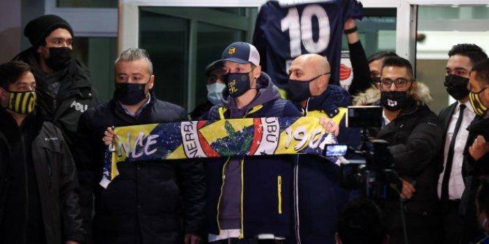 İşte Mesut Özil'in ilk açıklamaları. Fenerbahçe'nin yeni transferi İstanbul'a geldi