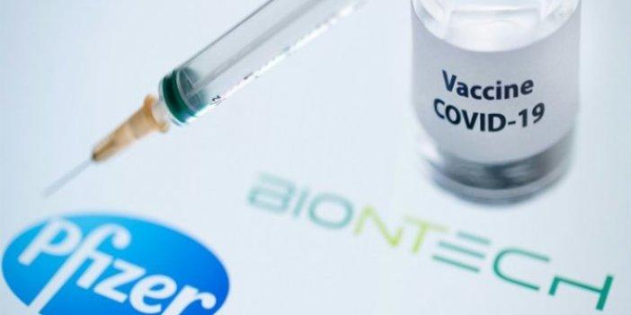 Pfizer-BioNTech aşısı olanlara kötü haber geldi. Türkiye'ye getirilen 25 bin aşıdan olanlar dikkat etsin!