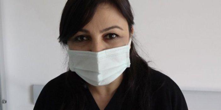 Korona virüs aşısı olan sağlık çalışanlarından flaş açıklama. Aşı vurulduktan sonra neler yaşandığını tek tek anlattılar
