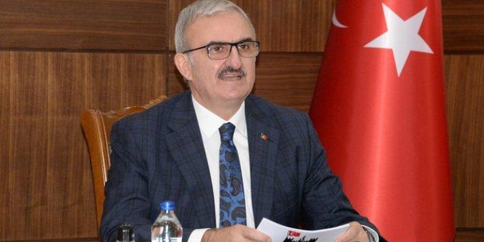 Diyarbakır Valisi Münir Karaloğlu koronaya yakalandı