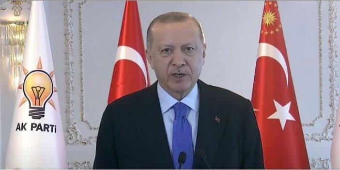 Erdoğan AKP İl Kongreleri'nde açıkladı