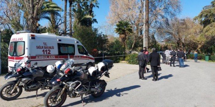 İzmir'de korkunç olay. Evsiz adamın gölette cesedi bulundu