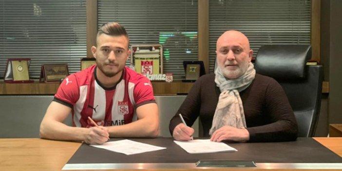 Sivasspor, Alaaddin Okumuş'u kadrosuna kattı