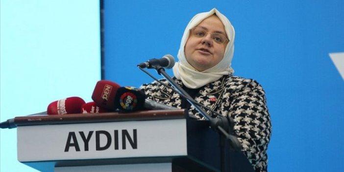 Bakan Zehra Zümrüt Selçuk'tan sosyal yardım açıklaması. 70 milyar liraya ulaştı