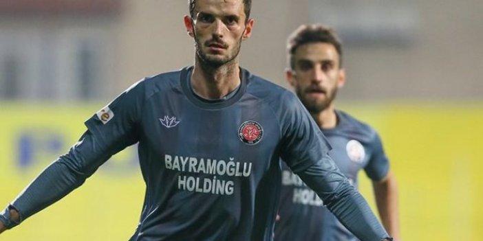 Rizespor Karagümrük'ten Sabo'yu transfer etti