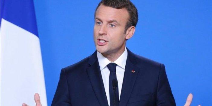 Macron bakanlara gözdağı verdi
