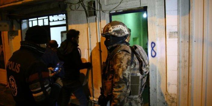 Adana'da uyuşturucu çetesine şafak operasyonu