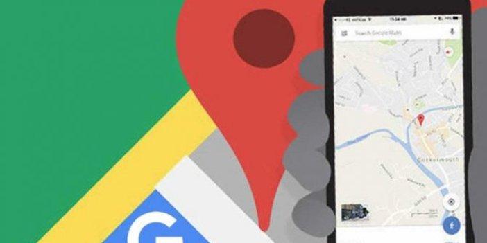 Google haritalar yenilendi. İşte yeni özellikler