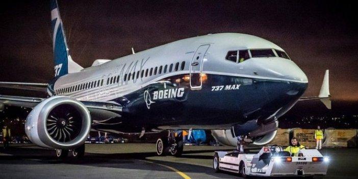 Boeing 737 Max'a AB'den izin yolda