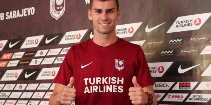 Konyaspor'a bir Bosnalı yıldız daha