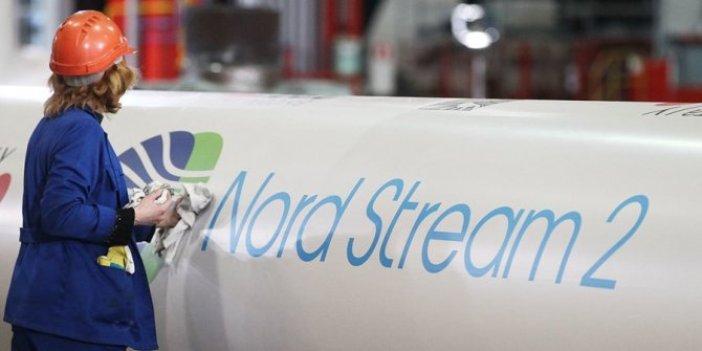 Gazprom'dan flaş  Kuzey Akım 2 açıklaması