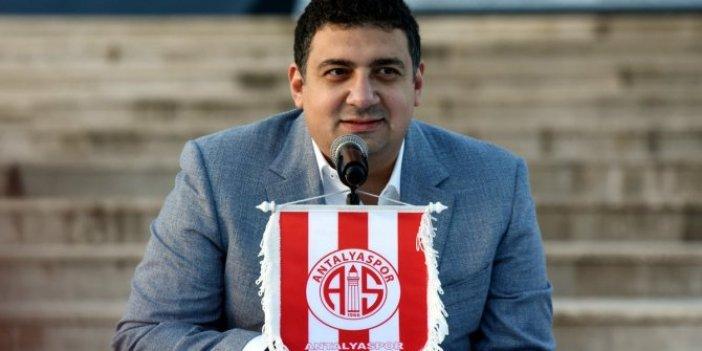 Süper Lig'de istifa depremi. Başkan bıraktığını duyurdu