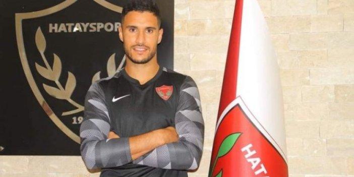 Hatayspor'un kalecisi Munir Mohamedi ile ilgili yeni gelişme