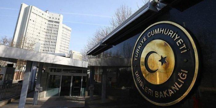 Türkiye Nijer'de düzenlenen terör saldırısını kınadı