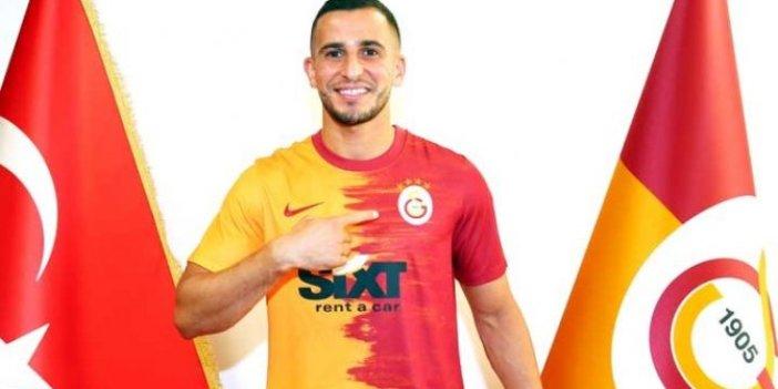 Galatasaray'dan Omar açıklaması. Yüzünde havai fişek patlamıştı