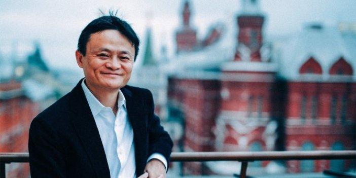 Çinli dolar milyarderi Ali Baba ortaya çıktı