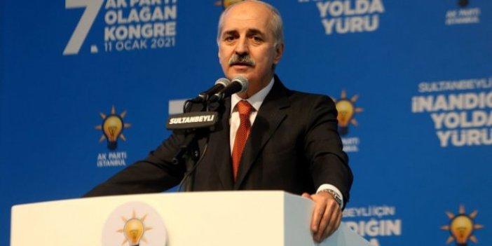 AKP'li Numan Kurtulmuş: Bu millet bize oy vermeye mecbur ve mahkum değildir