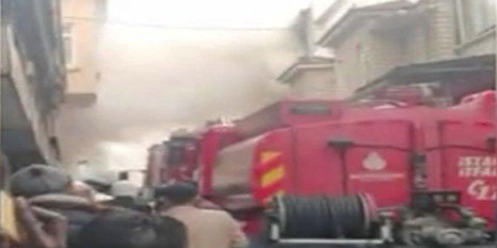 İstanbul'da büyük panik. Camlar patladı ortalık savaş alanına döndü