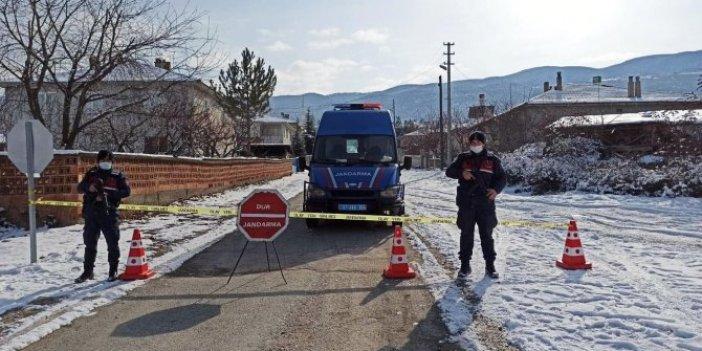 Kastamonu'da bir köy ikinci kez karantinaya alındı