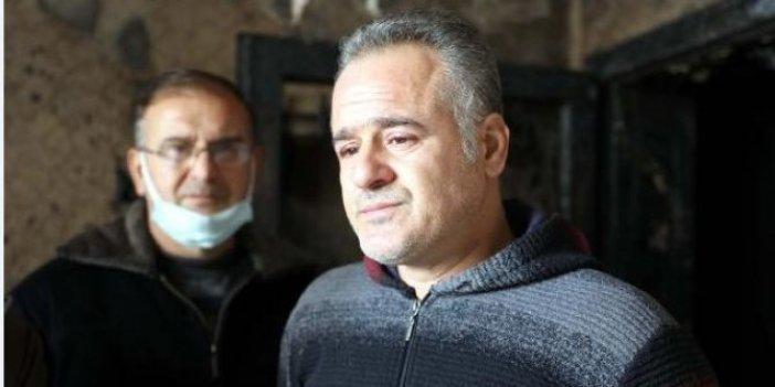 Gaziantep'te ölümü göze alıp alevlerin içine daldı