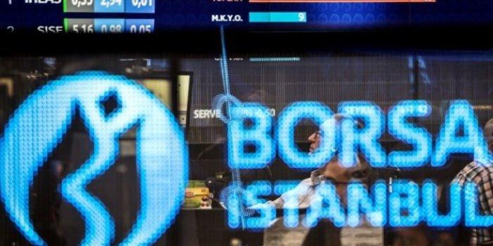 Borsa'da sert düşüş. Hisselerin yüzde 90'ı etkilendi!