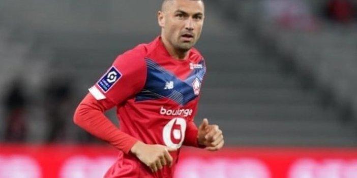 Lille'de ayın futbolcusu Burak