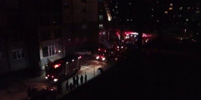 İstanbul Esenyurt'ta şiddetli patlama. Ortalık savaş alanına döndü