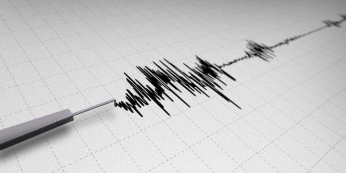 Ege'de depremler peş peşe