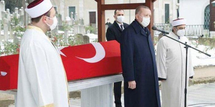 Erdoğan'ın katıldığı cenazenin ardından gerçeği Ahmet Hakan yazdı