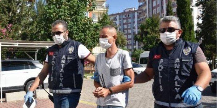 Antalya'daki  ana katilinden dalga geçer gibi açıklama