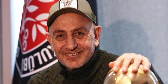 Fatih Karagümrük Kulübü Başkanı Süleyman Hurma'dan flaş stat açıklaması