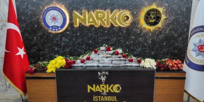 Atatürk Havalimanı'nda büyük narkotik operasyonu