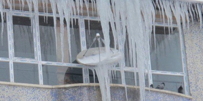Bu ilimiz buz kesti