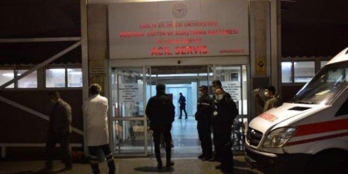 İzmir'de üvey torun dehşeti