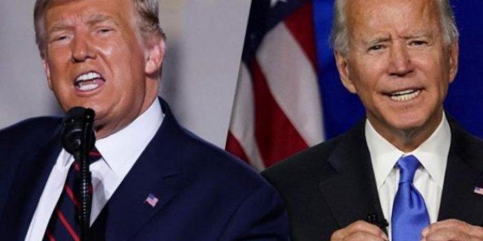 Trump'dan Joe Biden'a süpriz mektup